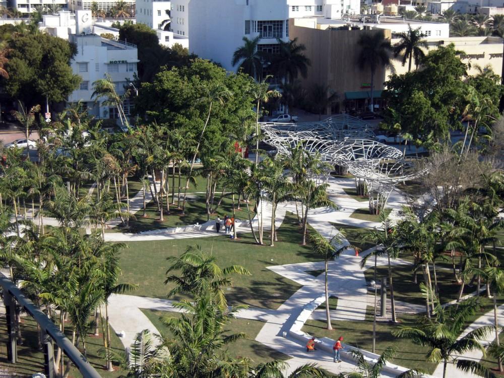 Miami Beach Soundscape Lincoln Park Miami Beach Soundscape West