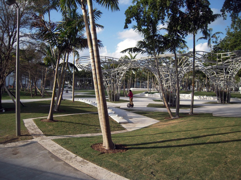 Miami Beach Soundscape Lincoln Park Miami Beach Soundscape West