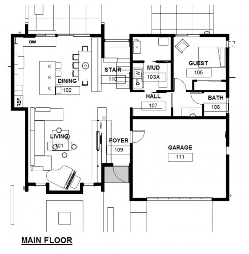 Architecture photography floor plan 135232 for Photography studio floor plans