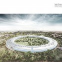 Apple Campus in Cupertino, Foster + Partners, ARUP & Kier + Wright (54) © Foster + Partners, ARUP, Kier & Wright, Apple