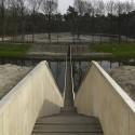 Moses Bridge / RO&AD Architecten (11) Courtesy of RO&AD Architecten