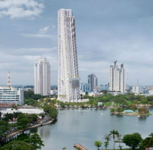 Colombo mixed use development safdie architects archdaily for Colombo design amazon