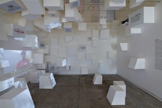 Venice Biennale 2012: Venezuelan Pavilion (1) © Nico Saieh