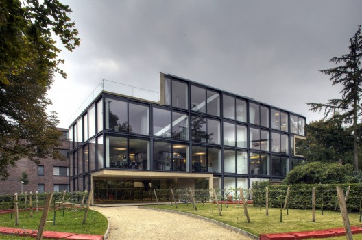 office building allmann sattler wappner architekten. Black Bedroom Furniture Sets. Home Design Ideas