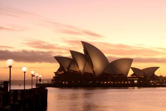 Spotlight: Jørn Utzon Sydney Opera House. Image © Flickr - User: Jong Soo (Peter) Lee