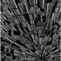 The Art of Architecture: Some of Tumblr's Best Architecture Drawings Vertigo by Tom Radclyfe. Image Courtesy of drawingarchitecture.tumblr.com/