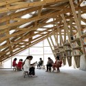WAF Reveals Shortlist for Wood Excellence Award The Pinch/Department of Architecture, The University of Hong Kong. Image Courtesy of World Architecture Festival