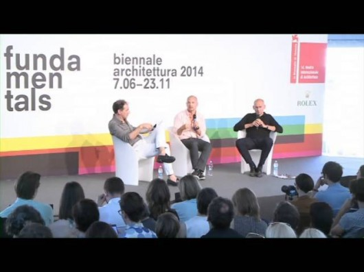 Video: Rem Koolhaas and Nest CEO Tony Fadell on Architecture and Technology Video: Rem Koolhaas and Nest CEO Tony Fadell on Architecture and Technology