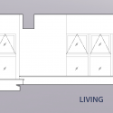 Tokyo Loft / G architects Section 3