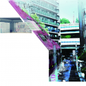 Tokyo Loft / G architects Diagram 3