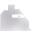 Tokyo Loft / G architects Diagram 4