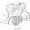 Brick House / iStudio Plan de Techo arquitectura