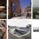 5 Finalists Selected for the 2015 EU Prize for Contemporary Architecture- Mies van der Rohe Award 5 Finalists Selected for the 2015 EU Prize for Contemporary Architecture- Mies van der Rohe Award