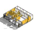 Brillhart House / Brillhart Architecture Axonometric