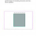 Two Floor Addition In Existing Building In Papagou / Nelly Marda Diagram 4