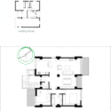 Two Floor Addition In Existing Building In Papagou / Nelly Marda First Floor Plan