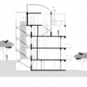 Two Floor Addition In Existing Building In Papagou / Nelly Marda Section