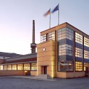 AD Classics: Fagus Factory / Walter Gropius + Adolf Meyer via Wikipedia Commons