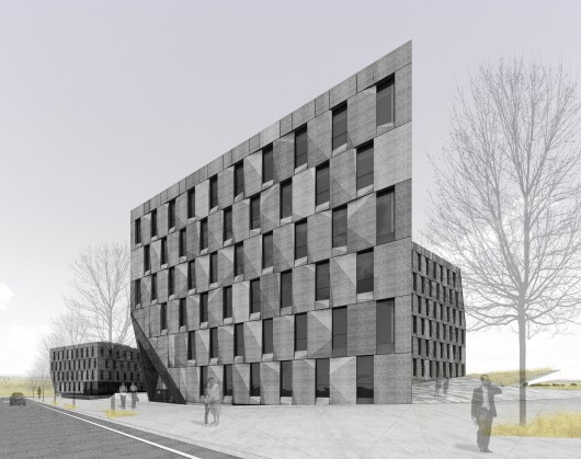 Office buildings archdaily part 3 for Cubi spaceo