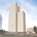 Vienna to Build World's Tallest Wooden Skyscraper © Rüdiger Lainer + Partner