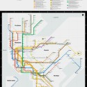Win a Copy of Massimo Vignelli's Limited-Edition 2012 New York City Subway Diagram Courtesy of SuperWarmRed Designs