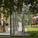 Why Students Need a Space of Their Own Cambridge Public Library / William Rawn Associates and Ann Beha Architects. Image © Robert Benson