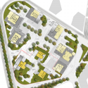 Cascina Merlata Residential Development / Mario Cucinella Architects Site Plan