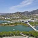 Heavenly Water Service Center of International Horticultural Exposition 2014 / HHD_FUN © Zhenfei Wang