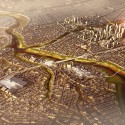 6 Politically Motivated Cities Built From Scratch Image of the planned new capital of Egypt, masterplanned by SOM. Image Courtesy of SOM
