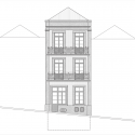 MISS'OPO Guest House / Gustavo Guimarães Elevation