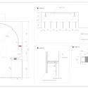 Smoking Room Grand Tree Musashikosugi / Hiroyuki Ogawa Architects Detail