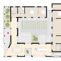Yangtai Shan Villa / Design Crew for Architecture Floor Plan