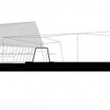 Geology Museum / LeeMundwiler Architects Section- Elevation AA