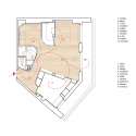 Home Renovation  / Julien Joly Architecture Floor Plan