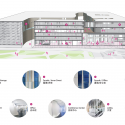 Aimer Fashion Factory  / Crossboundaries Architects Diagram 4