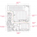 Aimer Fashion Factory  / Crossboundaries Architects Ground Floor Plan