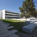 José Macedo Fragateiro Secondary School / Atelier d'Arquitectura J. A. Lopes da Costa © Manuel Aguiar