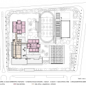 José Macedo Fragateiro Secondary School / Atelier d'Arquitectura J. A. Lopes da Costa Floor Plan