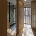 House in Ningyo-cho / K+S Architects © Hiroshi Ueda