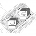 Harumi Residential Tower  / Richard Meier & Partners Architects Site Plan