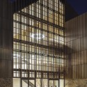 Bob Champion Building / HawkinsBrown © Gareth Gardner