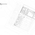 Bob Champion Building / HawkinsBrown Ground Floor Plan