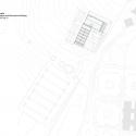 Bob Champion Building / HawkinsBrown Site Plan