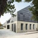Information Centre for the Parc Naturel Régional Du Gâtinais / JOLY&LOIRET Courtesy of JOLY&LOIRET