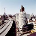 Spotlight: Kisho Kurokawa Nakagin Capsule Tower, Tokyo. Image © Arcspace
