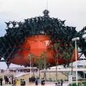 Spotlight: Kisho Kurokawa Toshiba-IHI Pavilion at the 1970 Osaka Expo. Image © Flickr CC user m-louis