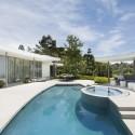 Trousdale Estates Contemporary Home / Dennis Gibbens Architects Courtesy of Dennis Gibbens Architects