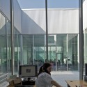 Odontology Teaching and Research Center / Philippe Gazeau © Philippe Ruault