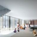 Henning Larsen Designs New Branch of Swedish National Museum Workshop. Image © Henning Larsen Architects