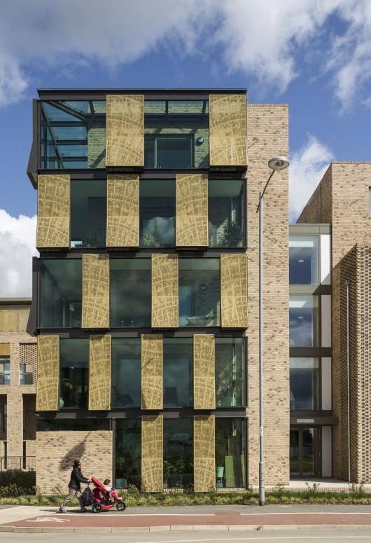 Shortlist announced for 2015 riba east awards archdaily for Cambridge architecture